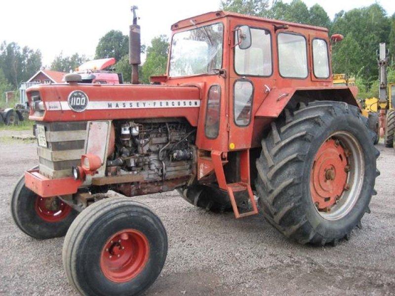 Massey Ferguson 1100 : Massey ferguson traktor technikboerse