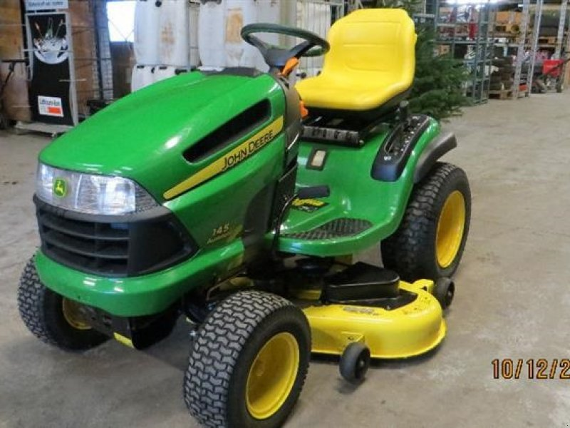 John deere 145 automatic tracteur tondeuse - Tracteur tondeuse john deere occasion ...
