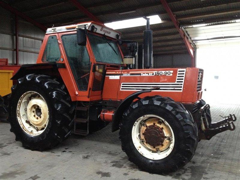 fiat 180-90 dt med manuel gearkasse tracteur