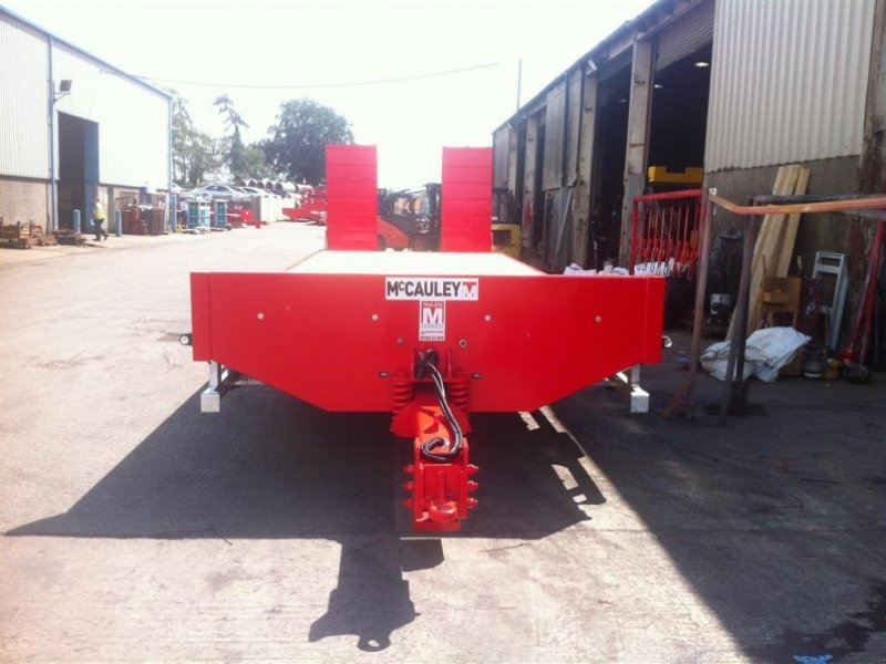 Sonstige 33 tons maskintrailer remorque porte char 5750 for Porte char 60 tonnes