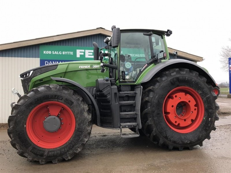 fendt 1050 vario s4 profi plus tractor 6230 rødekro