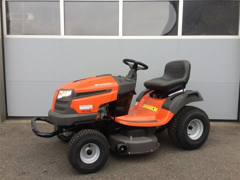 Husqvarna Ts 238 Riding Lawn Mower 7500 Holstebro
