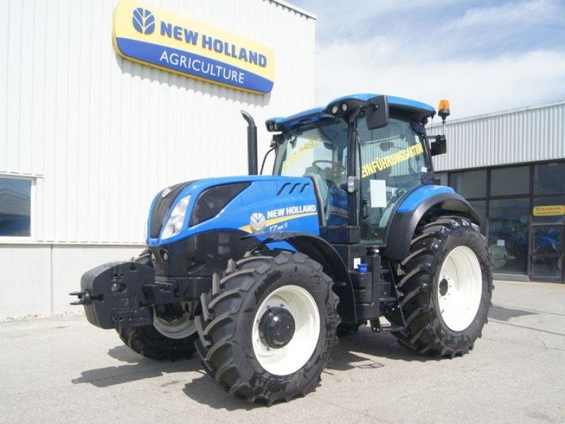 new holland traktor 5274 burgkirchen. Black Bedroom Furniture Sets. Home Design Ideas