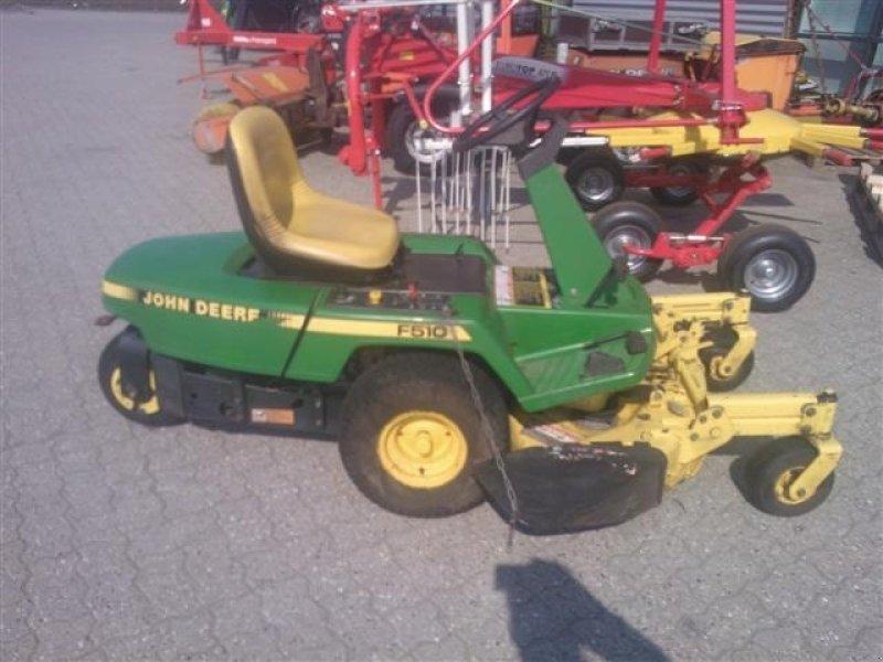 john deere f510 tracteur tondeuse. Black Bedroom Furniture Sets. Home Design Ideas