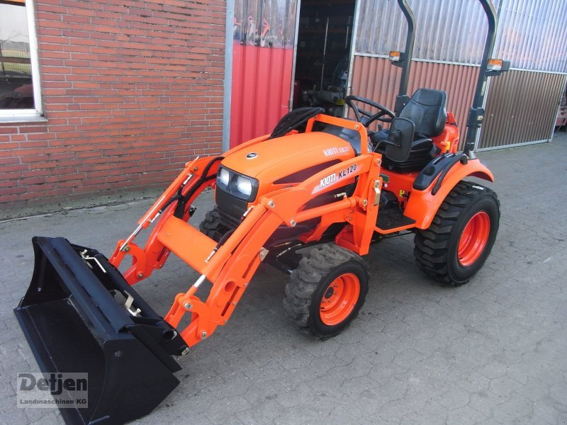 kioti ck22 traktor. Black Bedroom Furniture Sets. Home Design Ideas