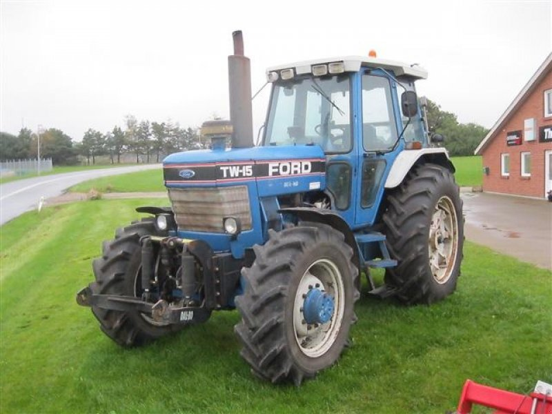 Tw5 Ford Tractor 4x4 Bing Images
