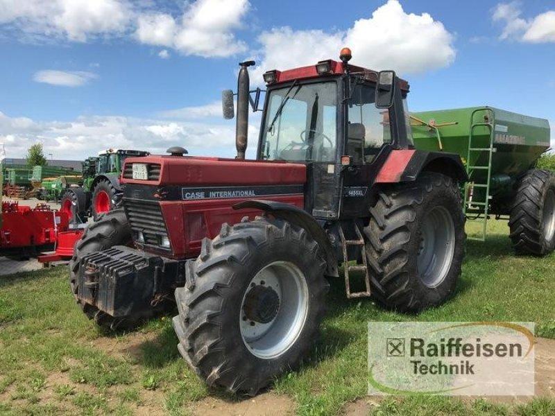 case ih 1455 xl tracteur  19205 gadebusch