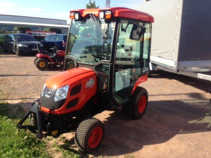 Kioti Tractors 2610 : Kioti cs municipal tractor technikboerse