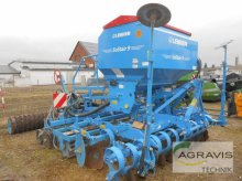 Lemken SOLITAIR 9/300 DS 125 Drillmaschinenkombination