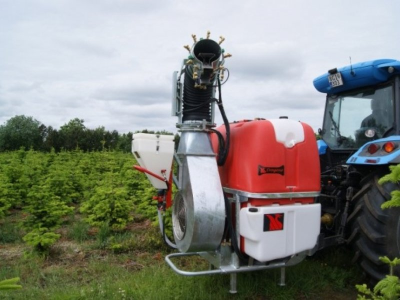 Sprühgerät of the type DRAGONE AZ 2 450 1000L, Gebrauchtmaschine in Skærbæk (Picture 1)