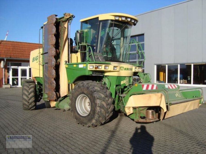 Krone Big M 400 Mowing Device Technikboersecom