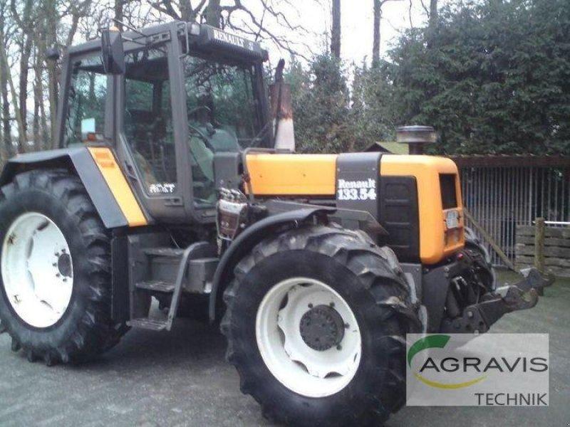 renault 133 54 tx tracteur. Black Bedroom Furniture Sets. Home Design Ideas