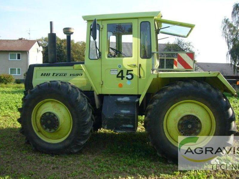 mercedes benz mb trac 1500 tractor. Black Bedroom Furniture Sets. Home Design Ideas