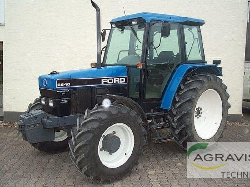 6640 Ford Tractor : New holland sl nt tractor technikboerse
