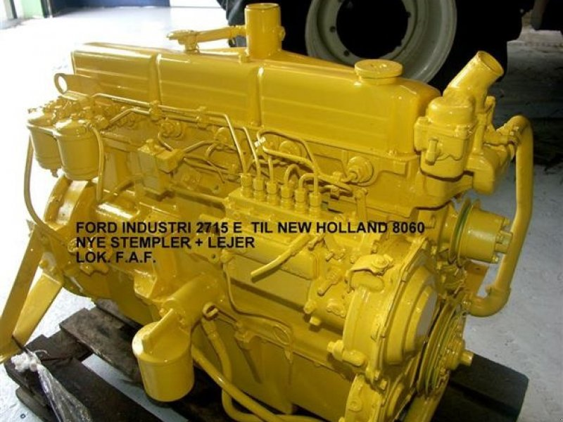 New Holland 2715e Motor Other