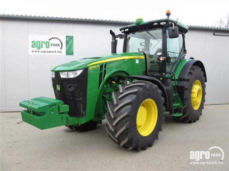 john deere 8320r ils full autotrac active sitz 2014 2015 traktor. Black Bedroom Furniture Sets. Home Design Ideas