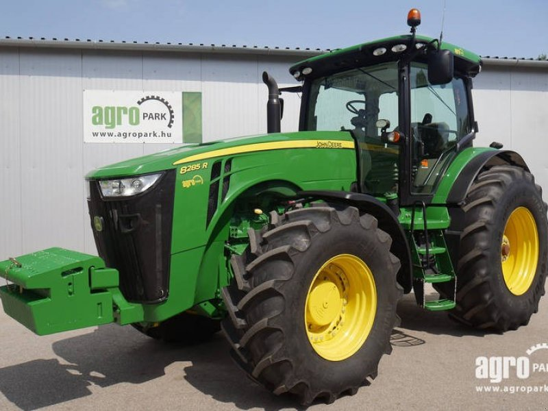 john deere 8285r ils mit 1788 bstunden powershift autotrac ready aktiv sitz 227 liter. Black Bedroom Furniture Sets. Home Design Ideas