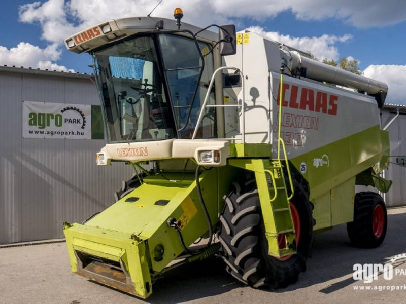 Claas lexion 430 mit 5506 8419 bstunden 5 sch ttler mit for Mercedes benz c600 price