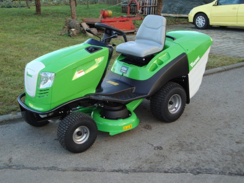viking mt 5097 c tracteur-tondeuse