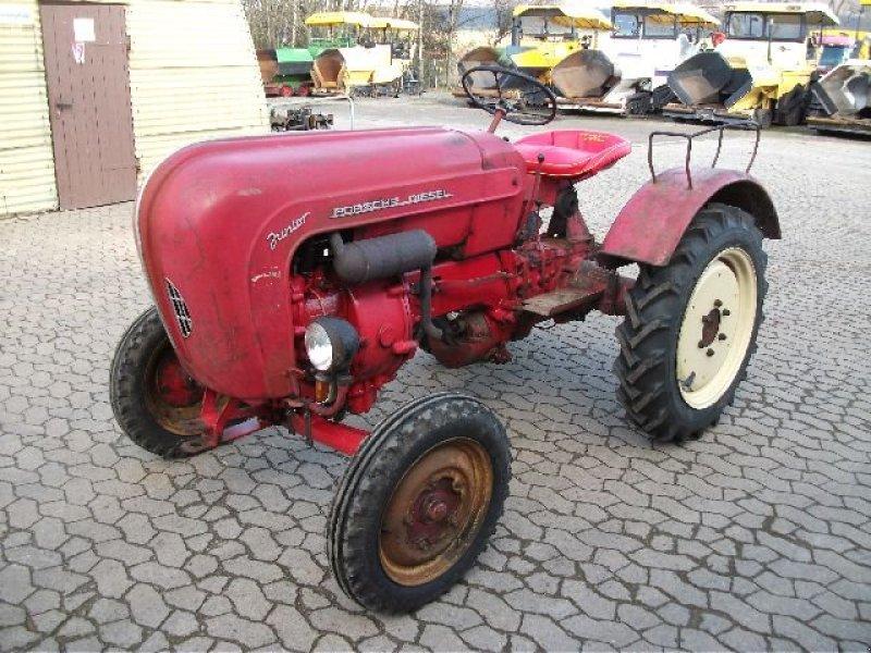 porsche junior 108 traktor. Black Bedroom Furniture Sets. Home Design Ideas