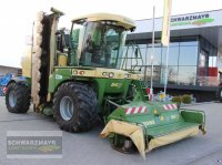 Krone BIG M 420CV Barre de coupe