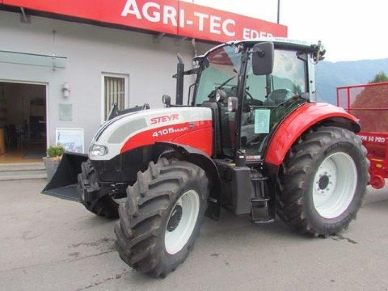 steyr 4105 multi profi traktor. Black Bedroom Furniture Sets. Home Design Ideas