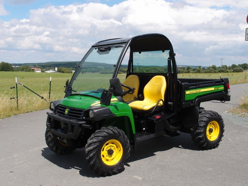 john deere gator 855 xuv neues modell traktor. Black Bedroom Furniture Sets. Home Design Ideas