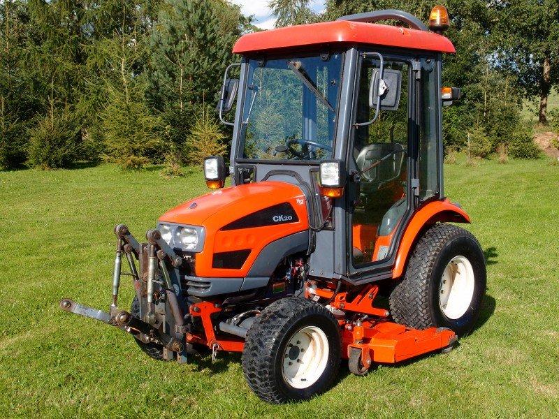 kioti ck 20 hst kabine m hwerk traktor. Black Bedroom Furniture Sets. Home Design Ideas