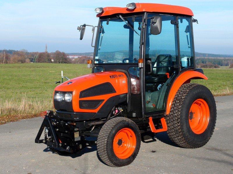 kioti ck 35 hst kabine fronthydraulik traktor. Black Bedroom Furniture Sets. Home Design Ideas