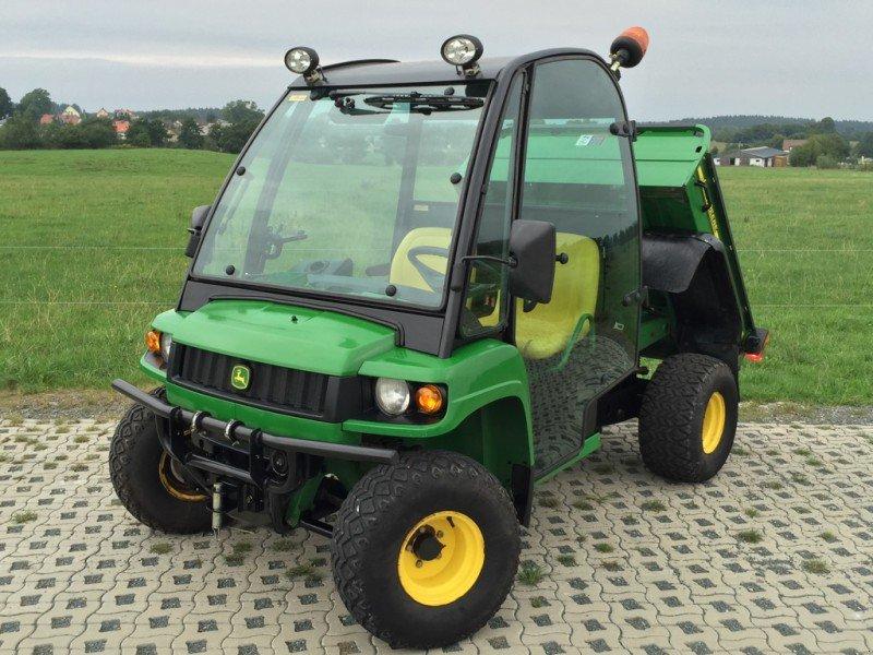 john deere gator hpx 850 d kipper kabine traktor. Black Bedroom Furniture Sets. Home Design Ideas