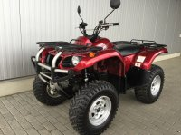 Yamaha GRIZZLY 660 LIMITED EDITION - WARN WINDE ATV & Quad