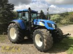 Traktor des Typs New Holland TVT 195 in Steinau-Rebsdorf