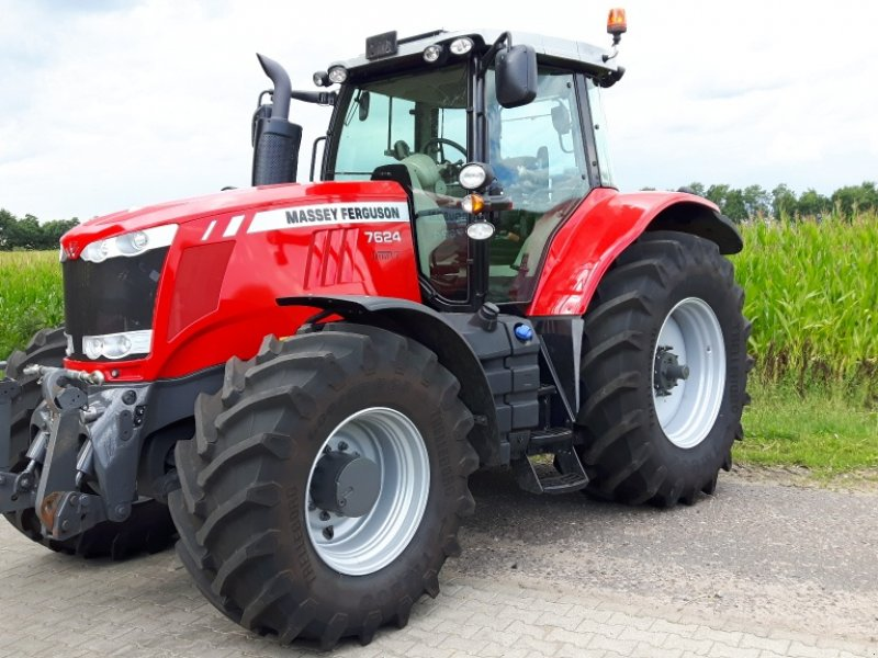 Massey ferguson dyna vt ex traktor sulingen