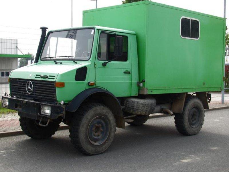 mercedes benz unimog u 1300 l typ 435 tractor. Black Bedroom Furniture Sets. Home Design Ideas