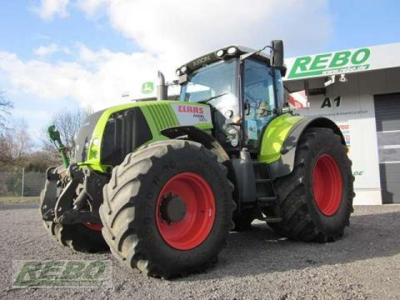 Picture CLAAS AXION 850 CEBIS