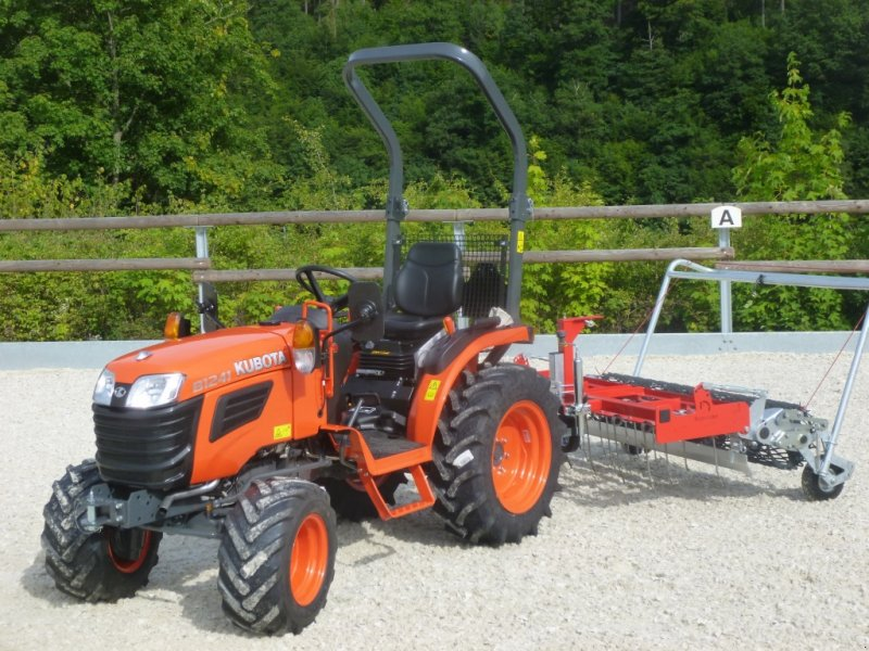 kubota b1241  buchens de tracteur  57462 olpe
