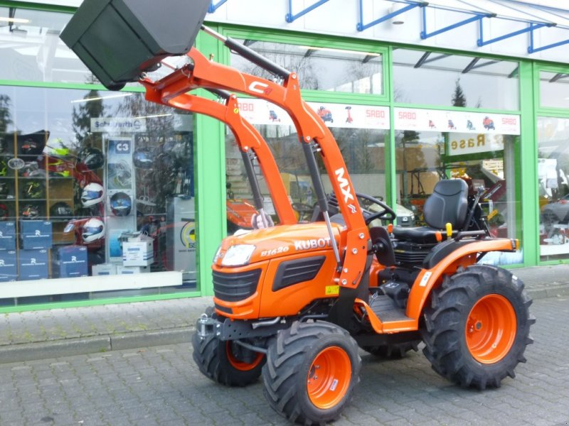 kubota b1620 allrad traktor. Black Bedroom Furniture Sets. Home Design Ideas