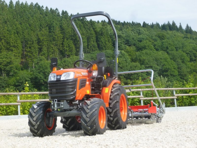 kubota b1181 incl frontlader traktor 57462 olpe. Black Bedroom Furniture Sets. Home Design Ideas