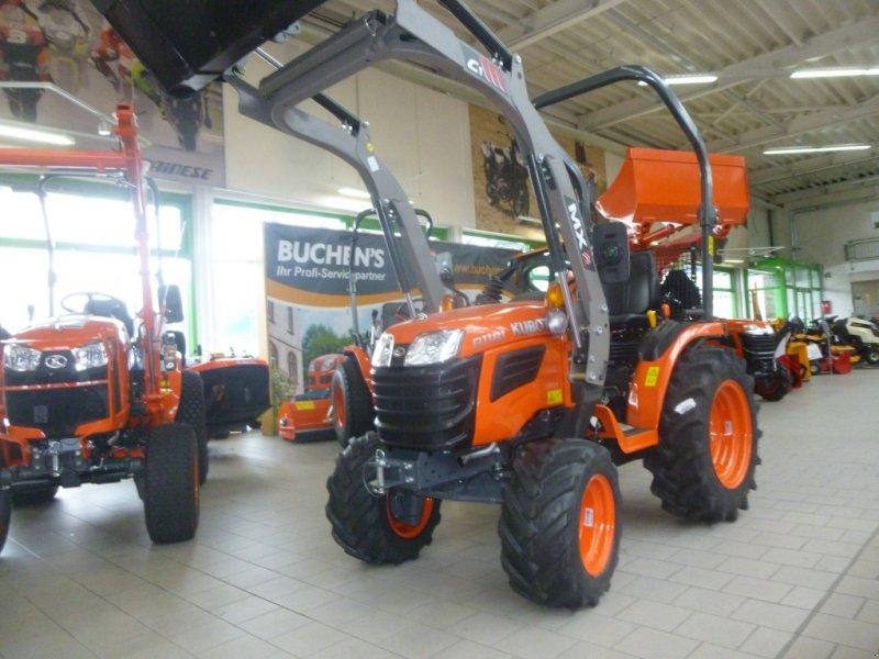 kubota b1181 incl frontlader traktor 57462. Black Bedroom Furniture Sets. Home Design Ideas