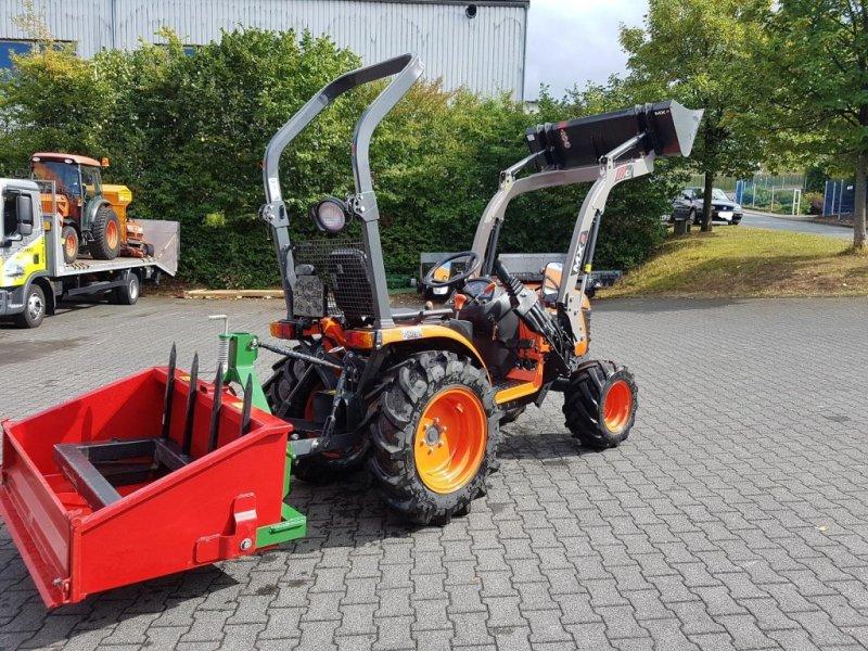 Kubota b1241 frontlader b2420 zubehör komunální traktor 57462 olpe