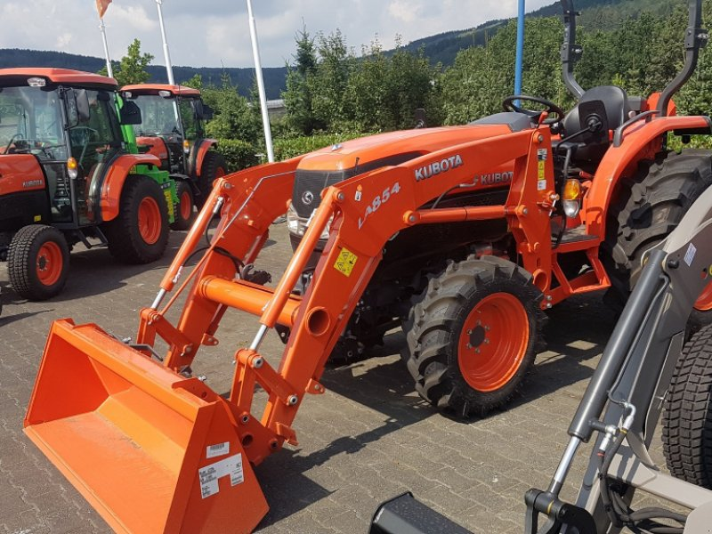 Kubota L2501 incl Frontlader ab 374,-€ Municipal tractor, 57462 Olpe