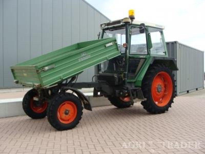 fendt 345 gt traktor. Black Bedroom Furniture Sets. Home Design Ideas