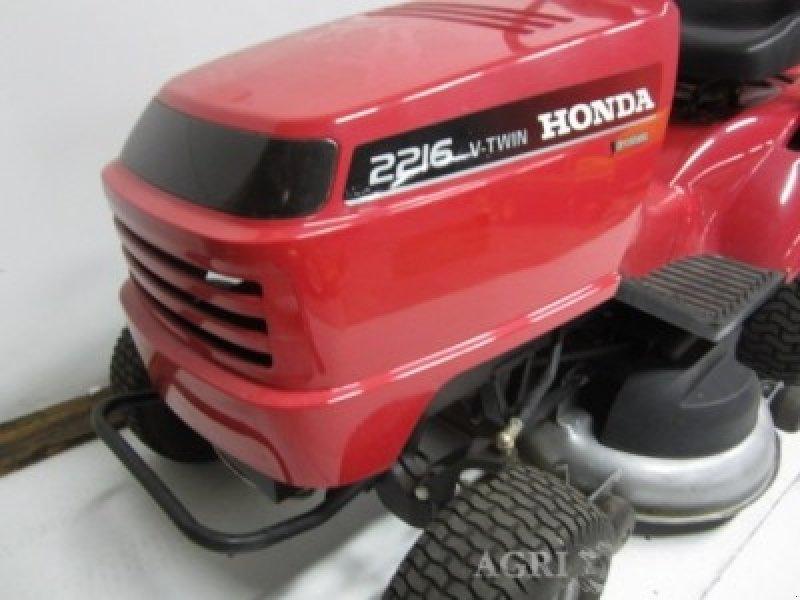 Honda 2216 ride on Mower Manual