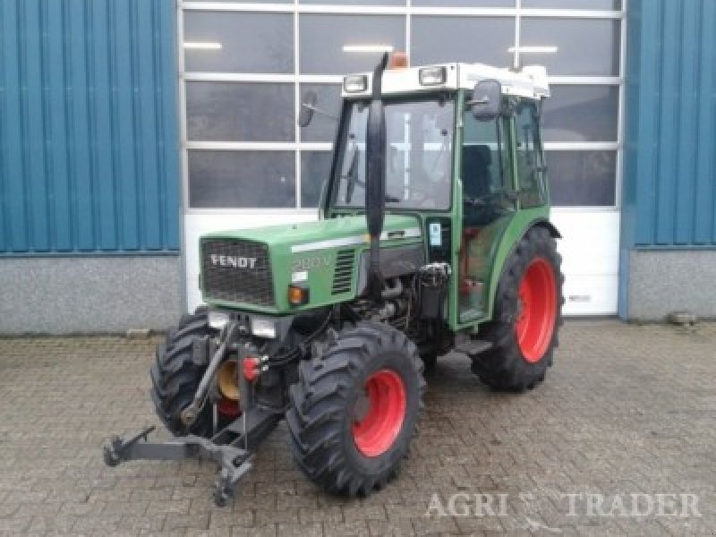 fendt 280 v smalspoor tracteur