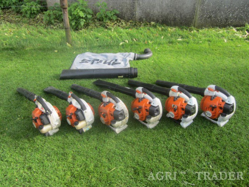 stihl bg 86 c sh 86 c en bg 85 aspirateur souffleur de feuilles. Black Bedroom Furniture Sets. Home Design Ideas