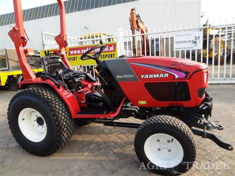 yanmar ke 200 h tracteur