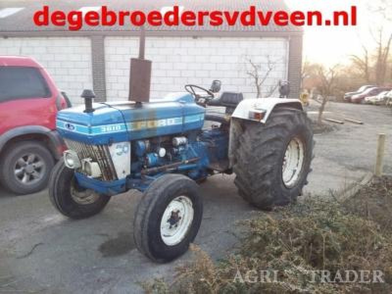 Ford 3610 Tractor : Ford tractor technikboerse