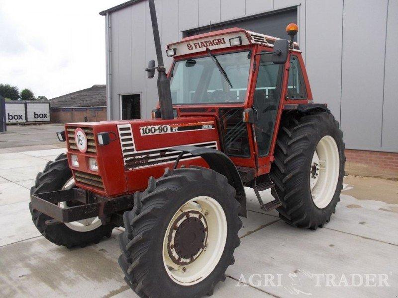 fiat 100-90 dt tracteur