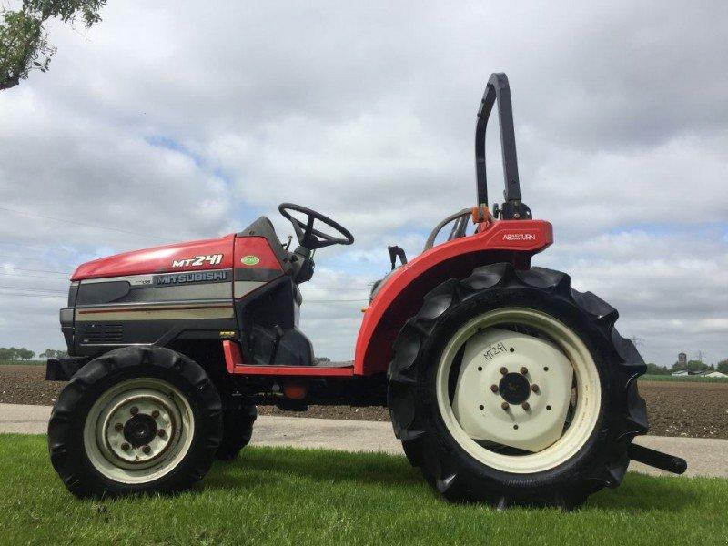 Mitsubishi MT241 Traktor - technikboerse.com