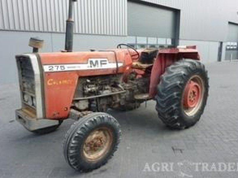 Mf 275 Tractor Data : Massey ferguson tractor technikboerse